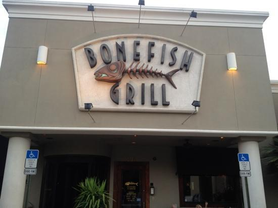 Bonefish Grill: Great Place To Eat