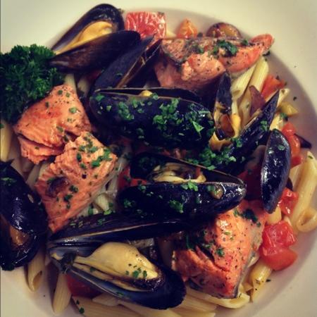 Giamano's Ristorante: seafood