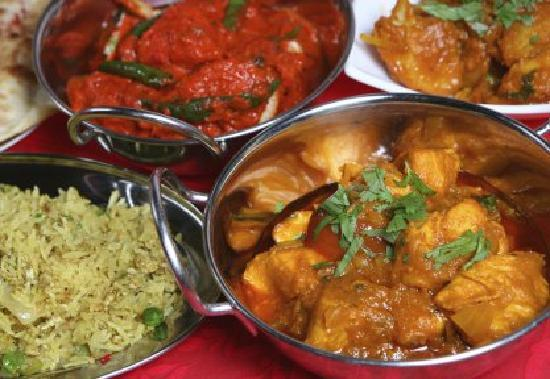 Jaipur Indian Cuisine: Food