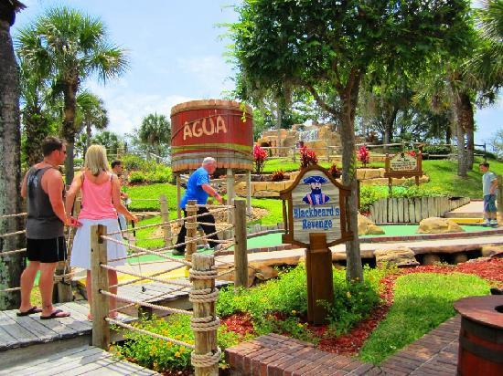 Pirate 39 S Island Adventure Golf Kissimmee Fl Top Tips Before You Go With Photos Tripadvisor