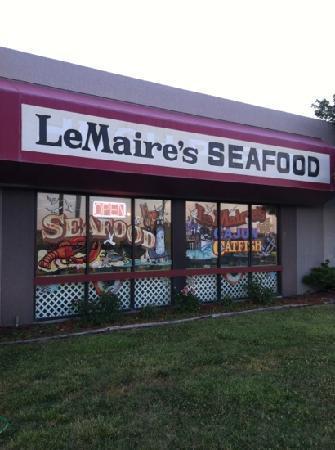 LeMaire's Cajun Catfish & Seafood House