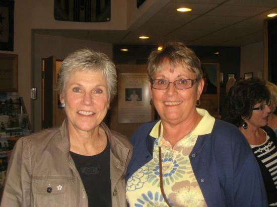 Springhill, Kanada: Anne Murray and Cathy