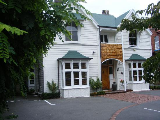 The Grange Guesthouse & Motel : The Grange Boutique B&B and Motel