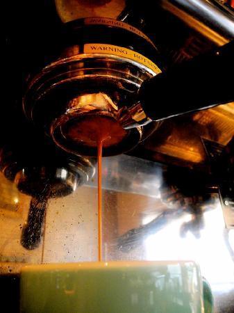 La Baguette: Espresso
