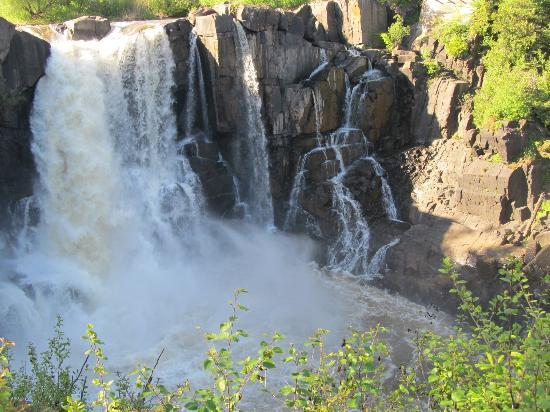 Grand Portage State Park: Grand Portage Falls State Park