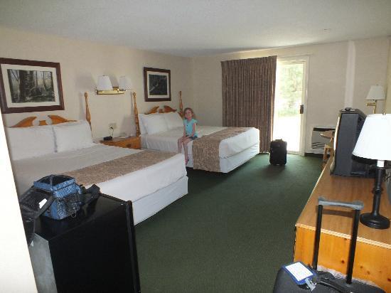 Green Granite Inn & Conference Center: Room