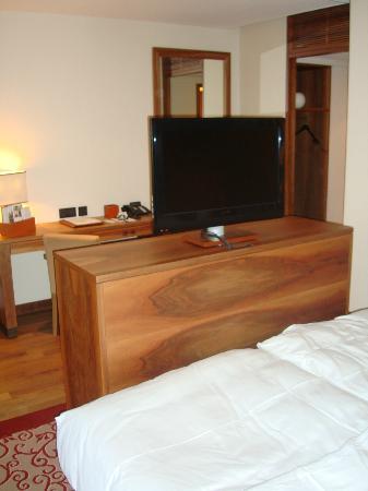 Wald & Schlosshotel Friedrichsruhe: TV