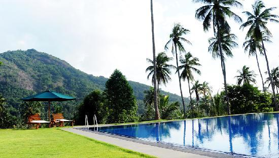 Brook Boutique Hotel & Spa: Romantic Hill Top Pool