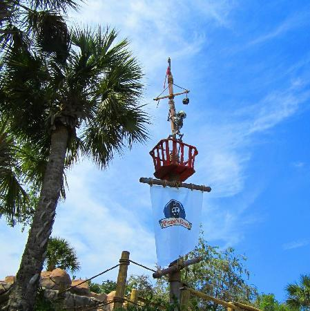 Pirate's Cove Adventure Golf: Pirate's Cove, Kissimmee