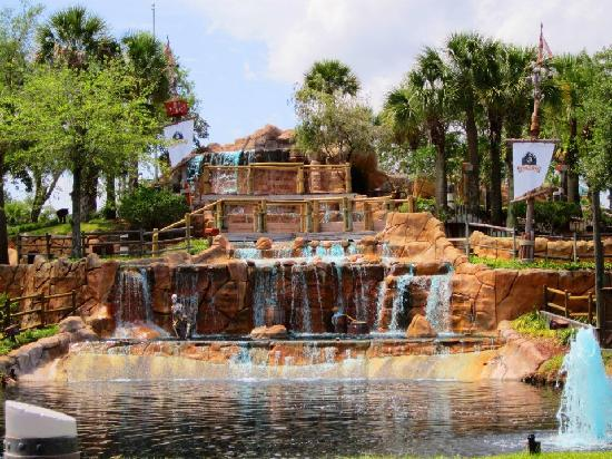 Pirate's Cove Adventure Golf: Pirate's Cove, Kissimmee