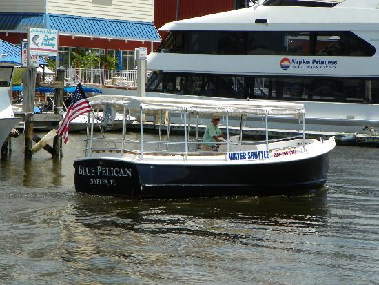 Bayfront Inn 5th Ave: RIDE THE WATER TAXI ~ ALL DAY FOR $5.00