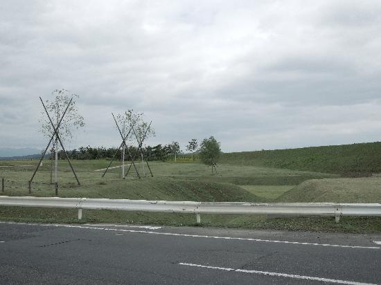 Yanagi no Gosho Site : 広野原ですが…