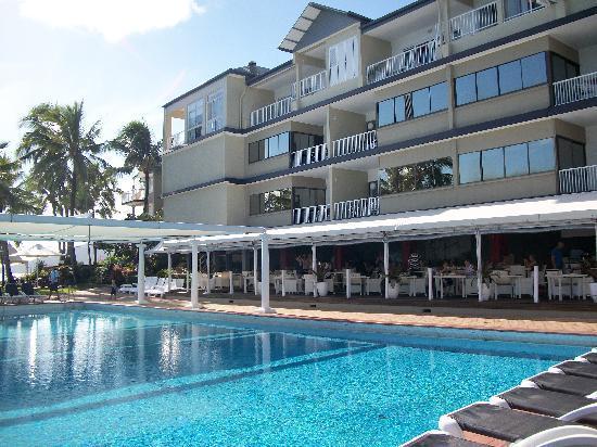 Coral Sea Resort : a beautiful Resort