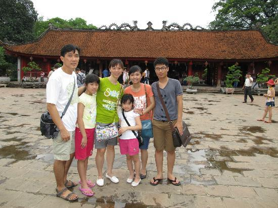 HanoiKids Tour : One for the memory