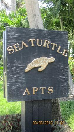 Sea Turtle Inn: Das Logo