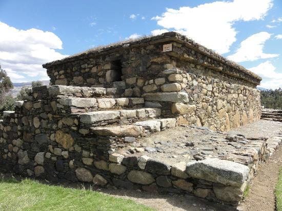Monumento Nacional Wilcahuain Ruin: well taken care of