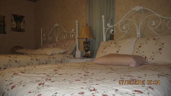 Julia's Cajun Country Bed & Breakfast: Schlafzimmer