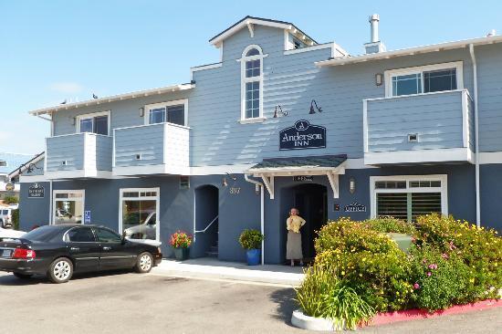 Anderson Inn: The Anderson Inn---quaint and inviting 