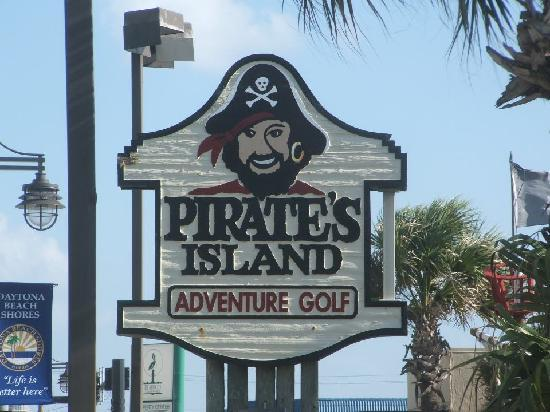 ‪Pirate's Island Adventure Golf‬