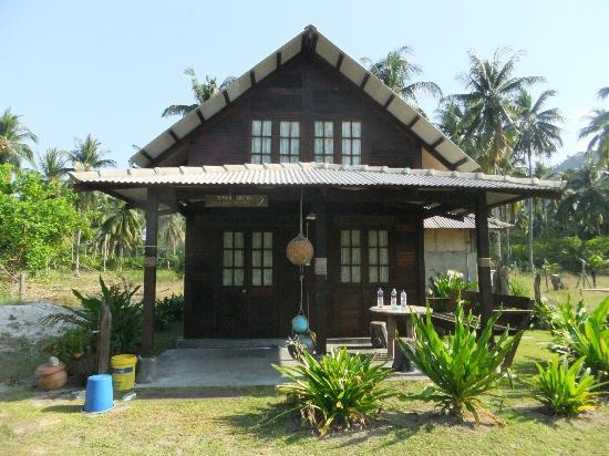 "Mirage Island Resort: Double storey accomodation - ""Lau Teng 2"""