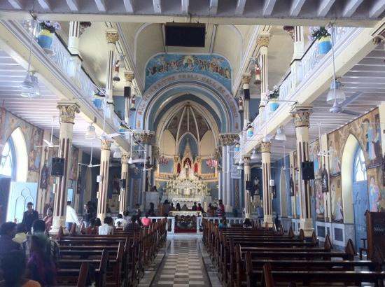 Mount Mary Church: View from the Inside