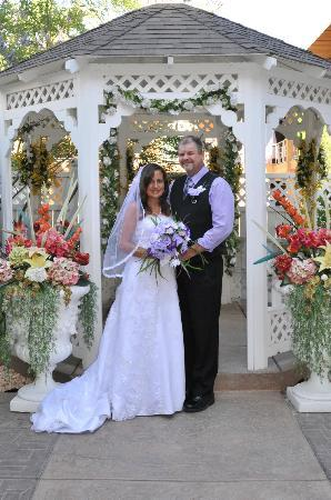 Shalimar Wedding Chapel Two Uniting Into One