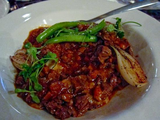 Hennessy's Irish Pub: stew
