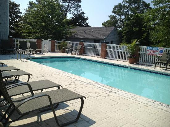 The Bellmoor Inn and Spa: pool