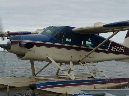Alaska West Air : sea plane