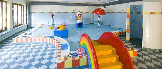 Kinderhotel Ramsi Erlebniswelt: Kinderhallenbad