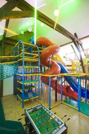 Kinderhotel Ramsi Erlebniswelt: Kindereldorado