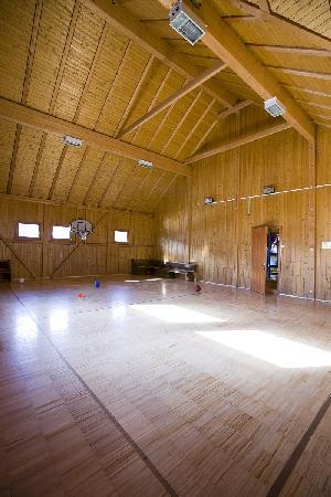 Kinderhotel Ramsi Erlebniswelt: Ballspielhalle