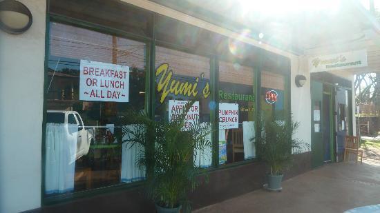 Yumis Restaurant Waimea Restaurant Reviews Phone Number