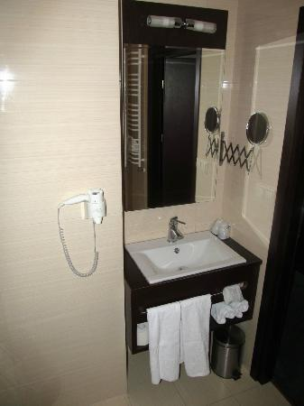 Hotel Koch: Bathroom