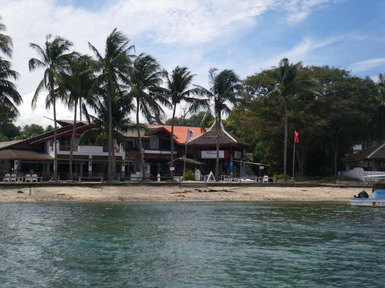 ABWonderdive + Bed & Breakfast: Seaside view