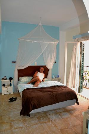 Hotel Avra: Chambre n°27