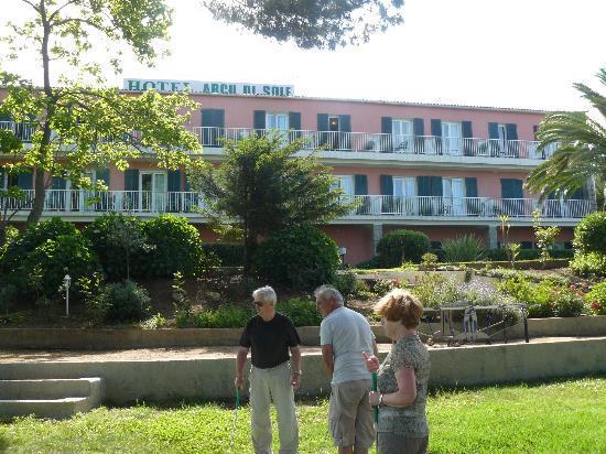 Arcu di Sole Hotel : Vu de l'hôtel