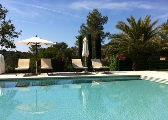 لا ريزيدونس دو مولين: pool