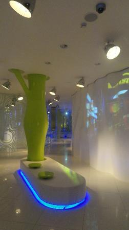 i-SUITE Design Hotel: lobby