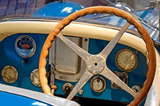 National Automobile Museum - the Schlumpf Collection: Cité de l'Automobile