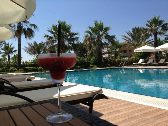 Villa Augusto: The pool