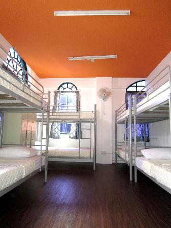 Footprints Hostel: 12 Bed Mixed Dorm: Fits: 12 People Room Luxuries: Part 71