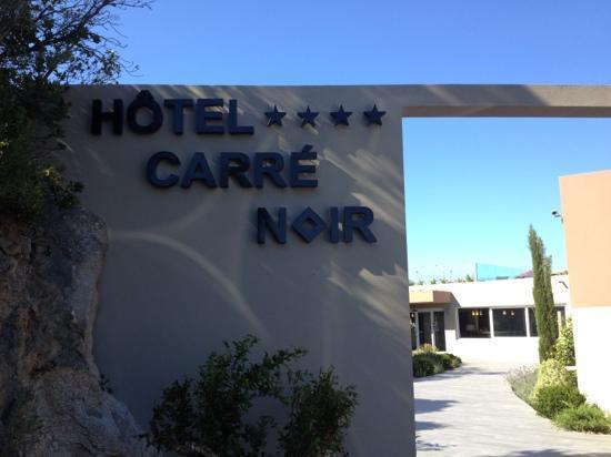 Hôtel Carré Noir : ..