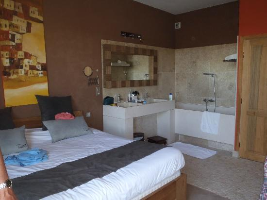 Hotel Disini : Zimmer Nr. 1