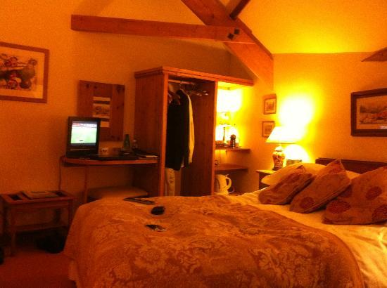 Yellingham Farm: Lovely room