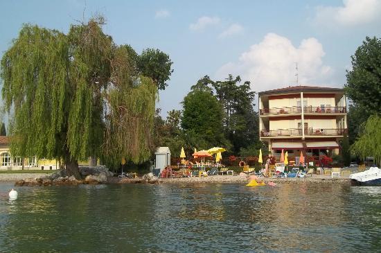 Astoria Lido: Foto scattata dalla canoa