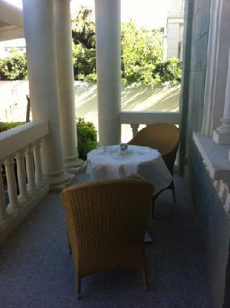 Hotel Gennarino: prima colazione