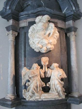 Museum am Dom: a detail