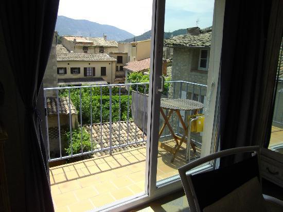 La Maison d'Aurette : Balkon