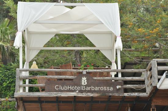 Hotel Club Barbarossa: view